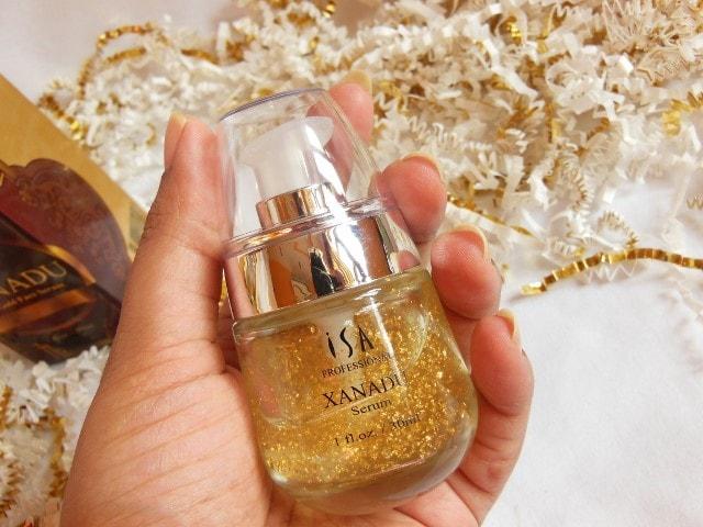 ISA XANADU Gold Serum Review