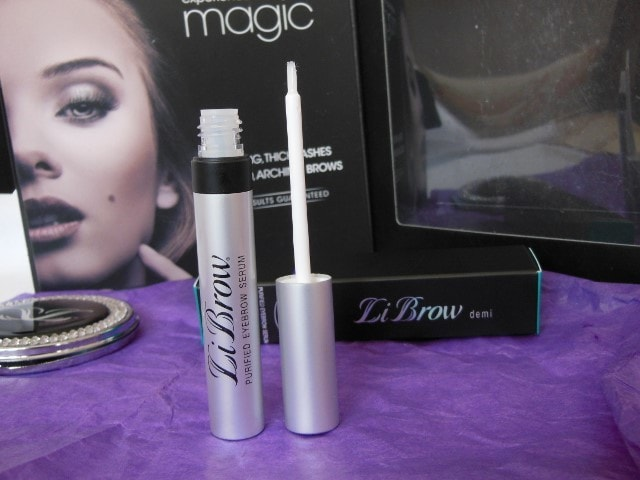 LiLash Demi Purified Brow Serum Review