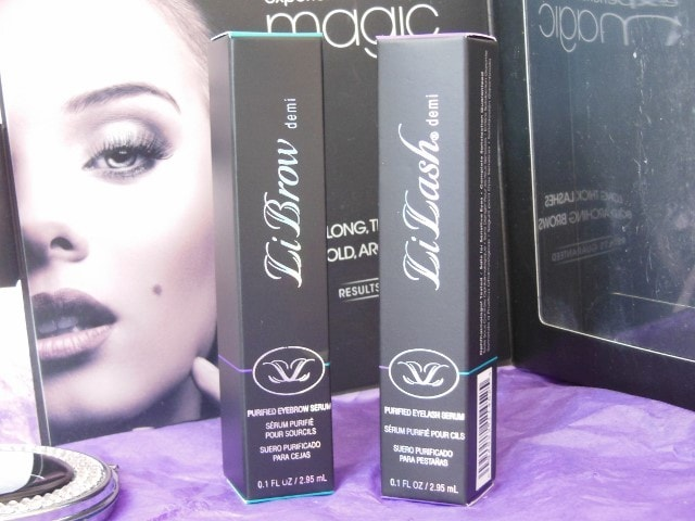 LiLash Demi Purified LAsh and Brow Serum
