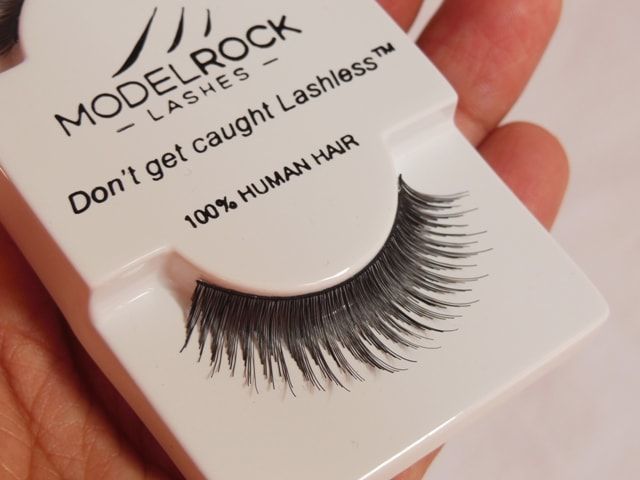 ModelRock False EyeLashes #1 Review