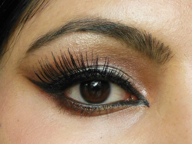 ModelRock False EyeLashes #118 EOTD