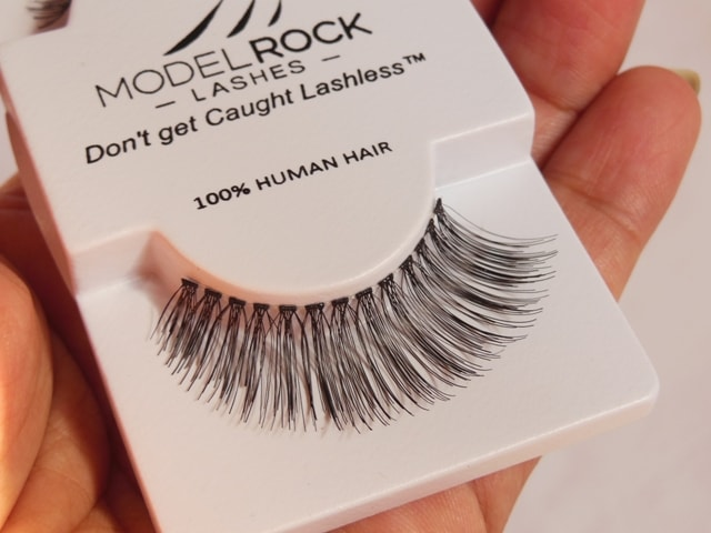 ModelRock False EyeLashes #118 Review