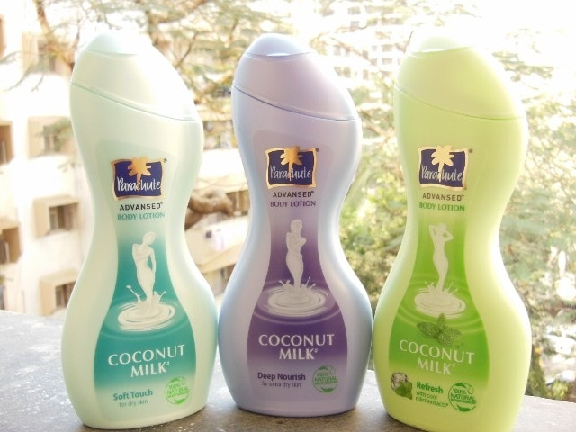 Parachute Advansed Body Lotions with Coconut Milk