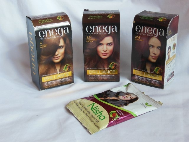 Prem Heena Hair Colors