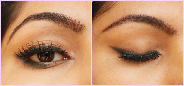 BornPrettyStore Makeup- Criss Cross Eyelashes Eyes