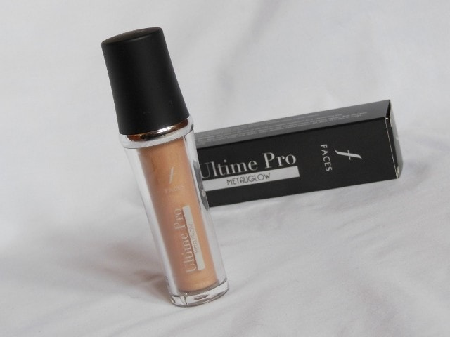 Faces Ultime Pro MetaliGlow Champagne