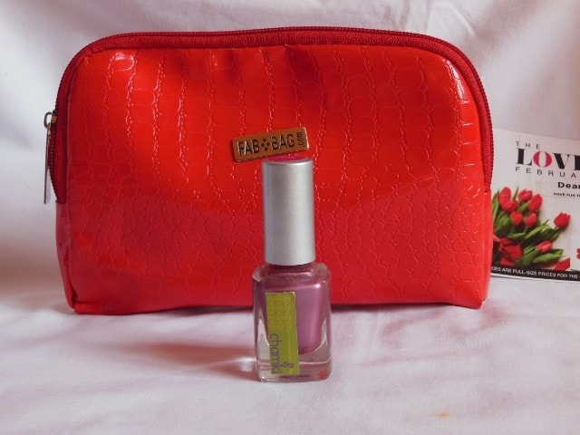 February Fab Bag-Chamki Nail Polish Kamal