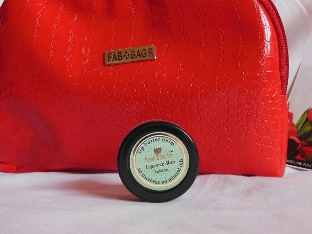 February Fab Bag- Just Herbs Lip Balm