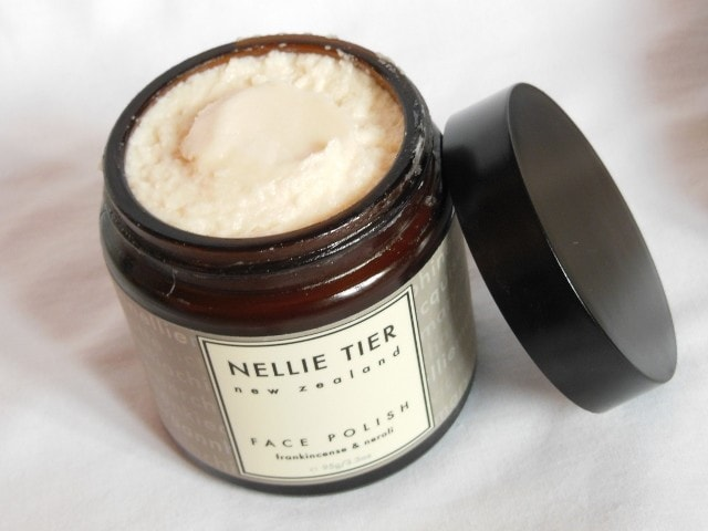 Nellie Tier face Polish Packaging