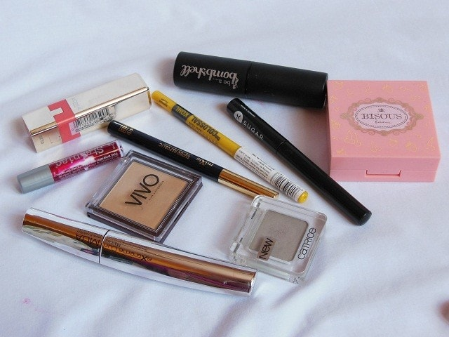 Blog Sale - Free goodies from Vivo, MUA, Sugar and more