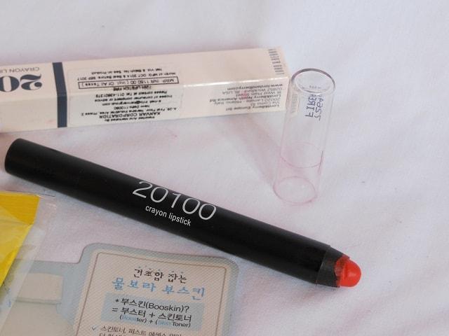 Blog Sale - Lord & Berry crayon Lipstick