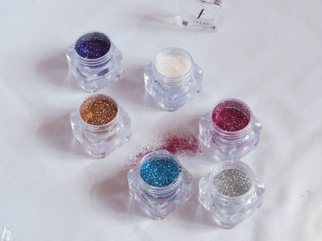 Faces Sparkle Dust Stackable Glitter