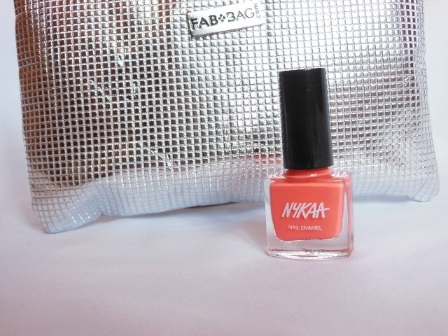 March Fab Bag - Nykaa Nail Enamel