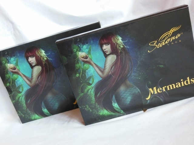 Sedona Lace Mermaids Eye Shadow Palette Box