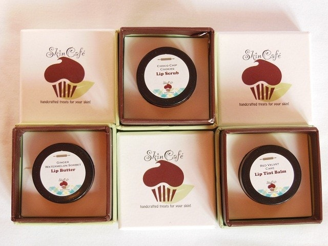 SkinCafe Lip care Products - Handcrafted Premium Lip Balms
