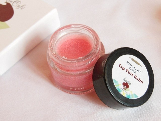 SkinCafe Red Velvet Cake Lip Tint Balm