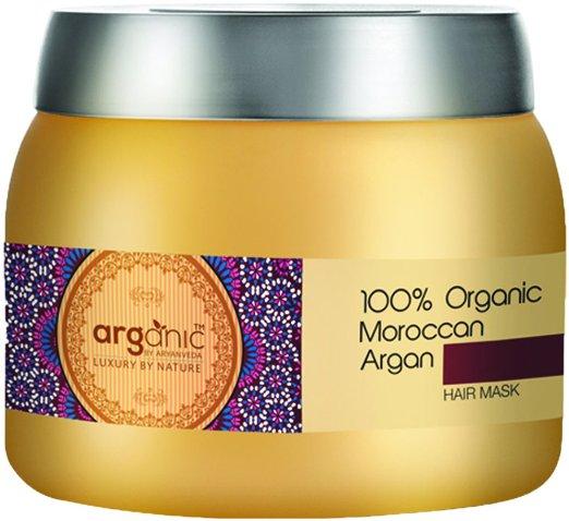 Arganic Organic Moroccan Argan Hair Mask