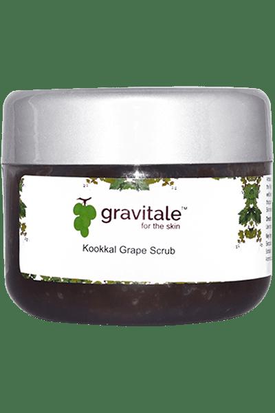 Gravitate Kokkal Grape Body Scrub