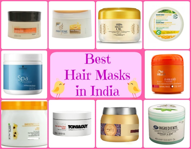 Best Hair Masks in India Under Rs 1000