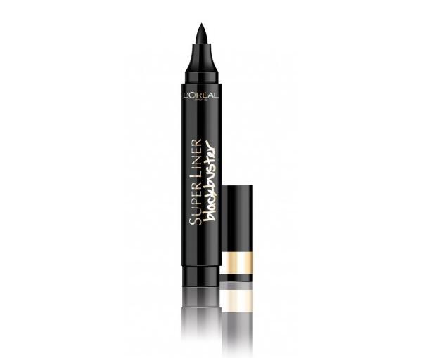 Best Pen Eye Liners In India -L'Oreal super liner blackbuster eye liner extra black