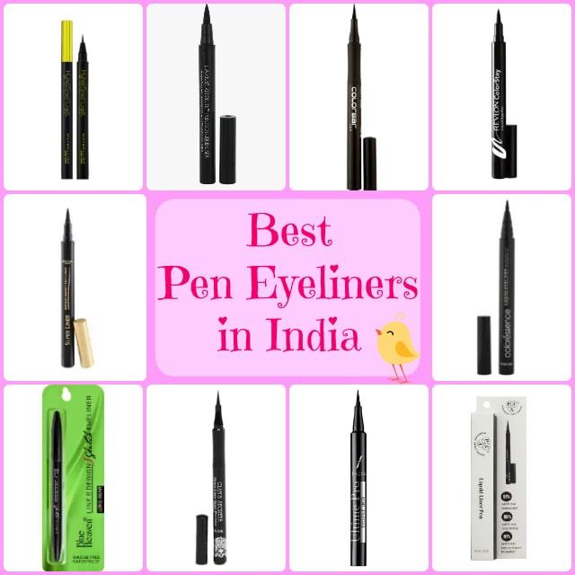 Best Pen Eye Liners In India