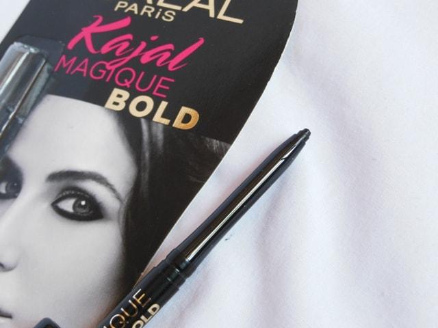 L'Oreal Kajal Magique Bold Review