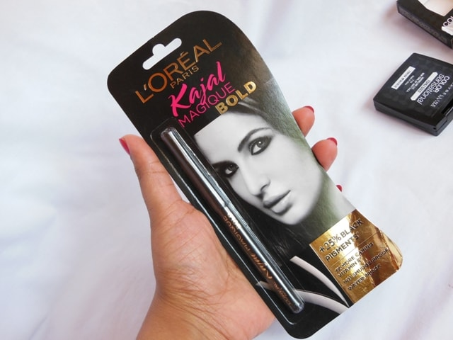 L'oreal Paris Kajal Magique Bold  Packaging