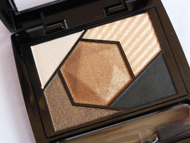 Maybelline Color Sensational Eye Palette Topaz Gold