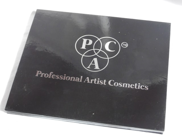 PAC Cosmetics Empty Magnet Palette Back