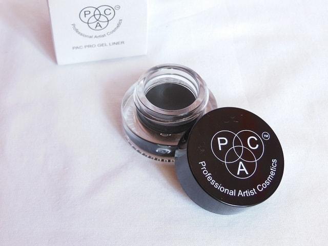 Pac Cosmetics Haul - Gel Eye Liner