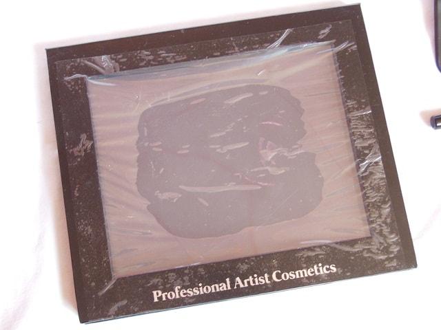 Pac Cosmetics Haul - PAC Cosmetics Empty Palette