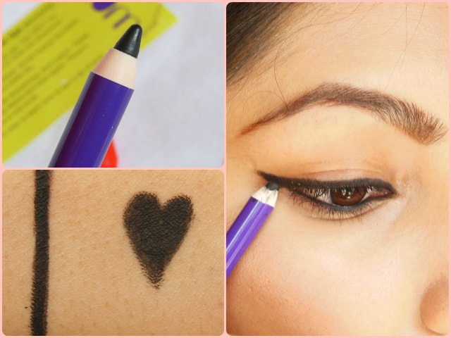 Plum NaturStudio All Day Wear Kohl Kajal Look