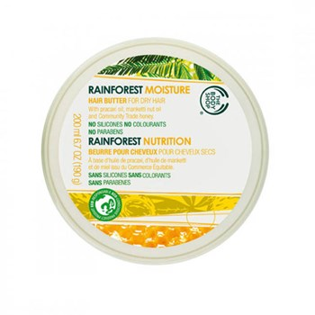 The Body Shop Rain Forest Moisture Hair Butter