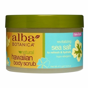 Best Body Scrubs for Dry Skin in India - Alba Botanica Hawaiin Body Scrub