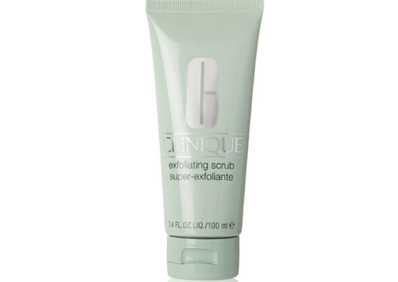 Best Face SCrub for Oily skin- Clinique Exfoliating Scrub