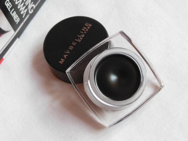 Best Gel Eye Liners  India- Maybelline New Lasting Drama Gel Eye Liner Black