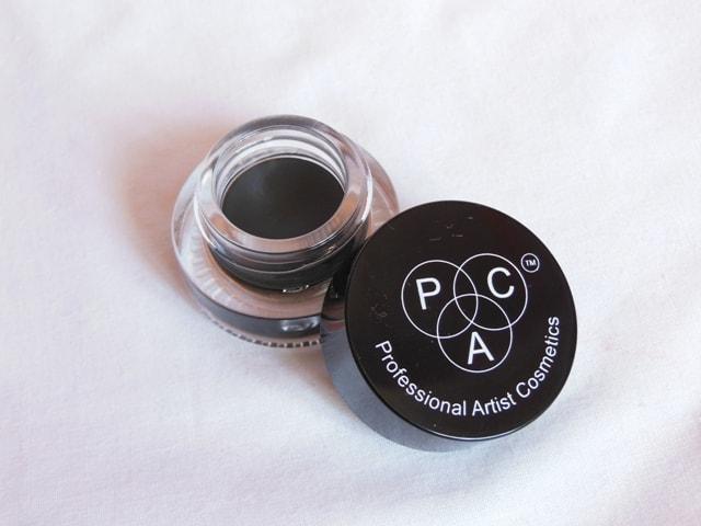 Best Gel Eye Liners  India-PAC Cosmetics gel eyeliner