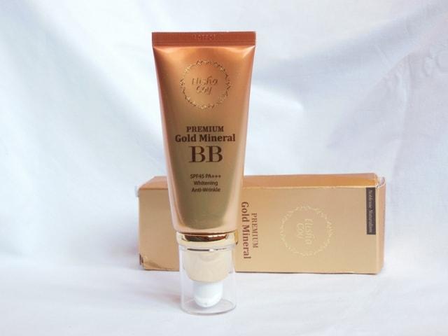 Elisha Coy Gold Mineral BB Cream