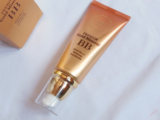 Elisha Coy Premium Gold Mineral BB Cream with SPF 45
