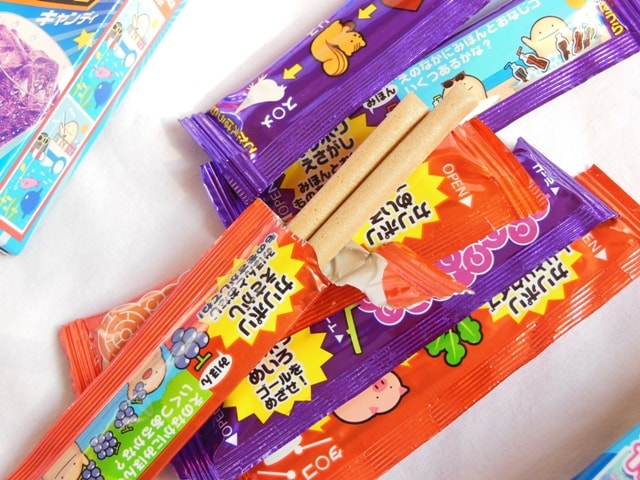 Japan Candy Box - Candy Sticks