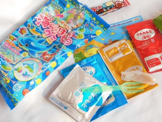Japan Candy Box DIY Gummies Kit