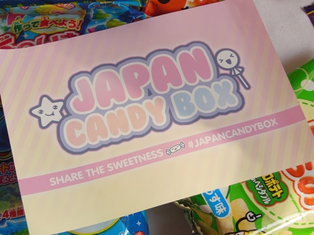 Japan Candy Box March 2016