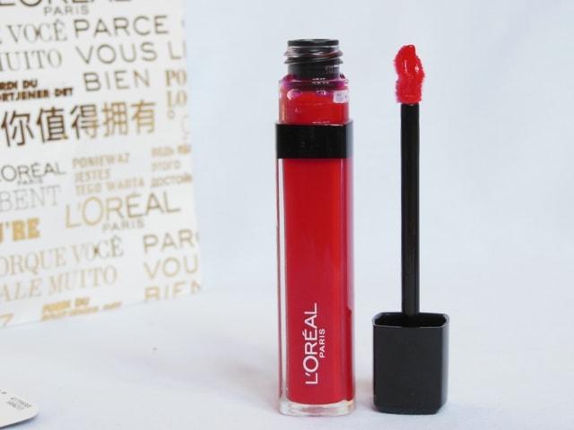 L'oreal Paris Cannes 2016 Makeup Collection - Mega Lip Gloss