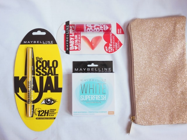 Maybelline Summer Makeup Essentials Kit Review