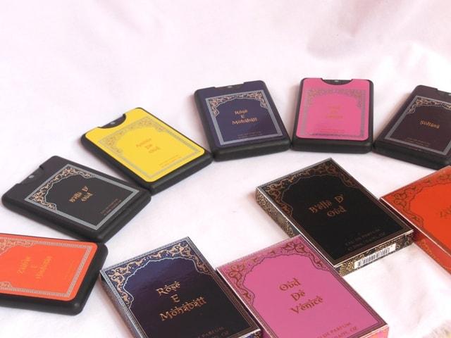 Neesh Eau Da Parfum Women's Collection Perfumes Review