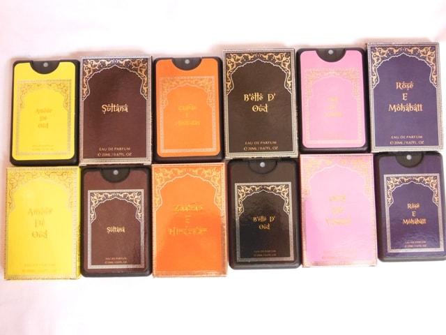 Neesh Eau Da Parfum Women's Collection Perfumes Variants Review