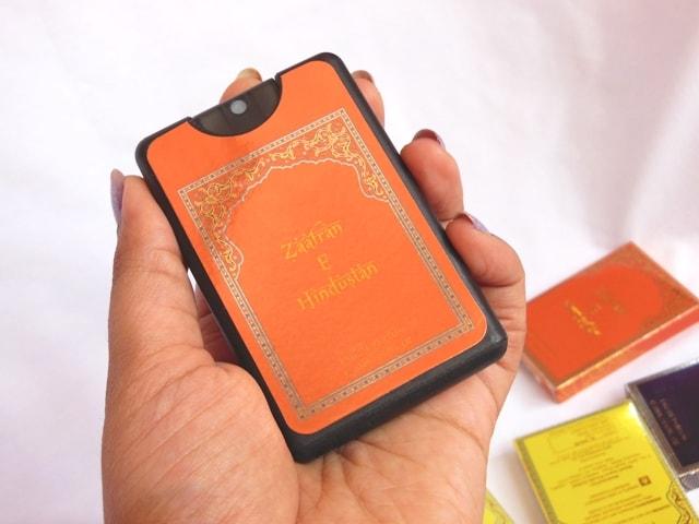 Neesh Eau Da Parfum Women's Collection - Zaafran E Hindustan