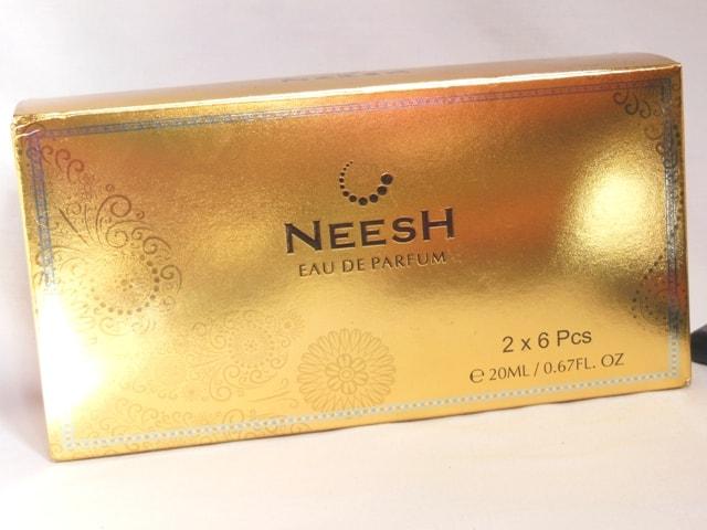 Neesh Eau Da Parfum Women's Collection