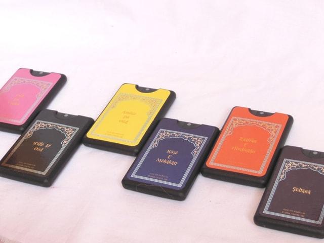 Neesh Women's Collection Perfumes