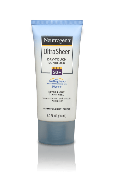 Travel Skincare -Neutrogena Ultra Sheer Sunblock SPF 50.jpg
